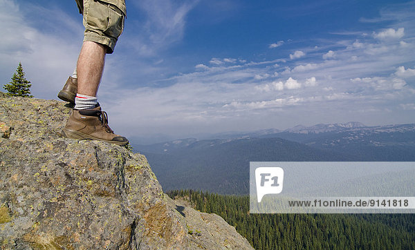Landschaftlich schön  landschaftlich reizvoll  Pinsel  Fröhlichkeit  folgen  wandern  Geographie  über  britisch  Kanada