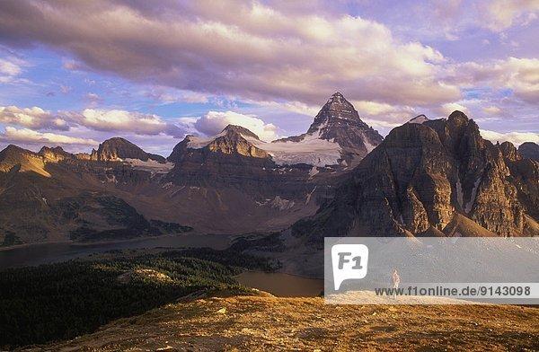Mount Assiniboine Provincial Park  British Columbia