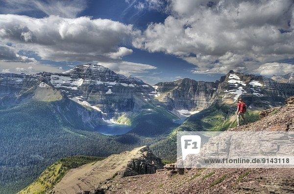 Waterton Lakes Nationalpark  Alberta  Kanada
