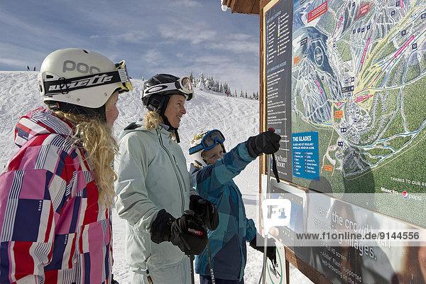 Stuhl  Landkarte  Karte  hoch  oben  Urlaub  Prüfung  British Columbia  Kanada  Kristall