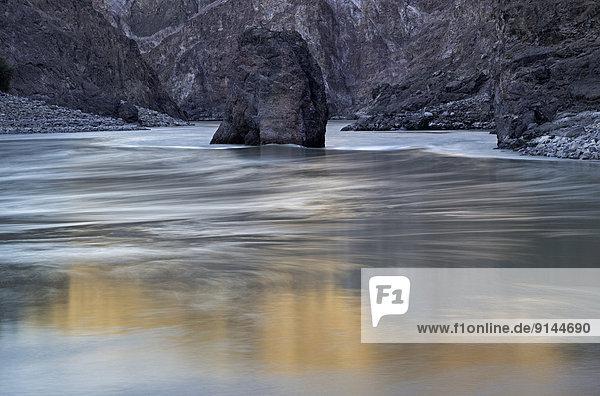 Cariboo–Chilcotin  British Columbia  Kanada  Fraser River