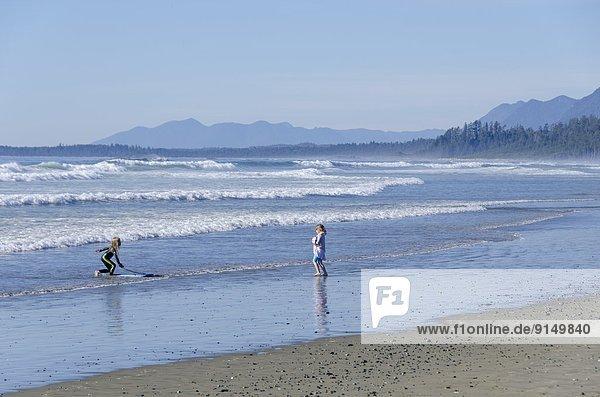 nahe  Pazifischer Ozean  Pazifik  Stiller Ozean  Großer Ozean  Tofino  British Columbia  British Columbia  Kanada
