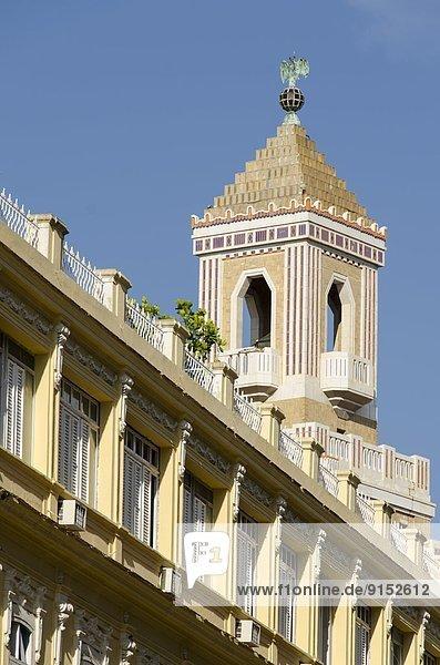 Havanna  Hauptstadt  Gebäude  Kunst  Kuba