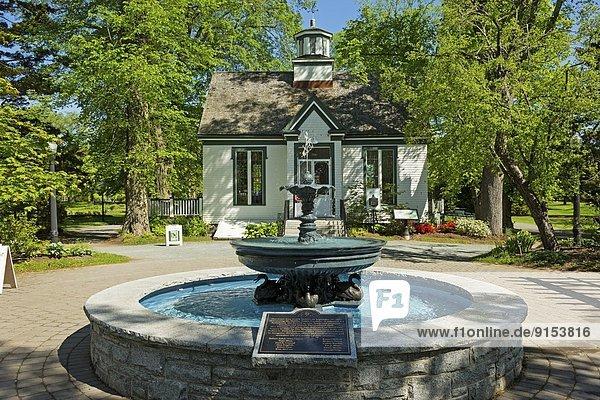 Kanada Halifax Nova Scotia Neuschottland Trinkbrunnen Brunnen