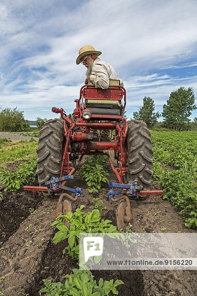 Landwirtschaft Bodenbearbeitung