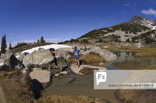 folgen  rennen  5  Serie  British Columbia  Kanada