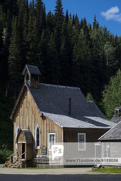 Hektik  Druck  hektisch  Geschichte  Gold  British Columbia  Kanada