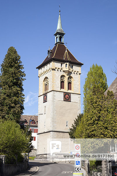 Switzerland  Thurgau  Arbon  St Martin's Church Switzerland, Thurgau, Arbon, St Martin's Church