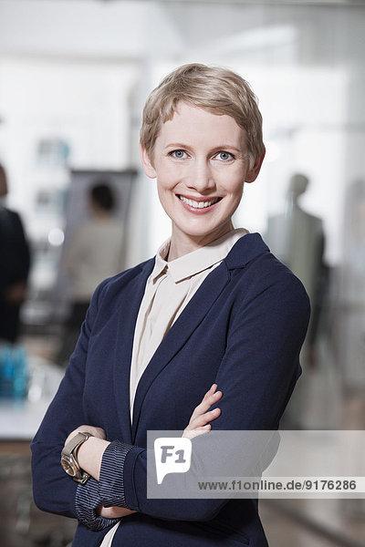 Deutschland  München  Kauffrau im Amt