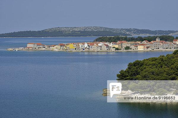 Adriatisches Meer Adria Kroatien