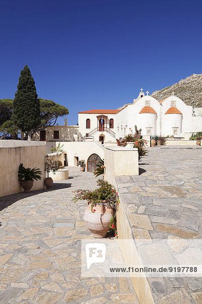 Kloster Preveli  Rethymno  Kreta  Griechenland