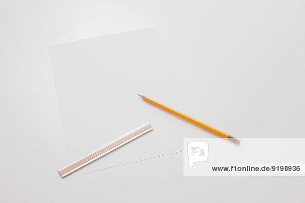 Bleistift Papier