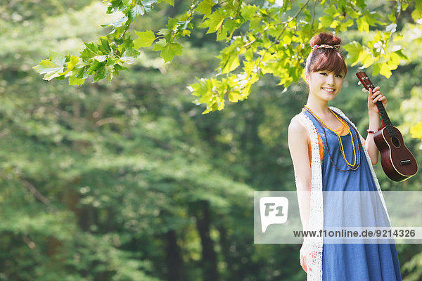 Frau japanisch