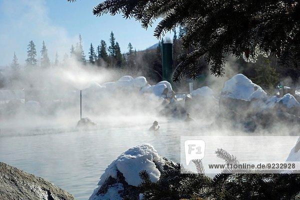 Vereinigte Staaten von Amerika USA Alaska Fairbanks