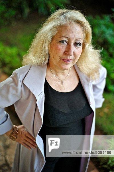 Frau kubanisch alt Jahr