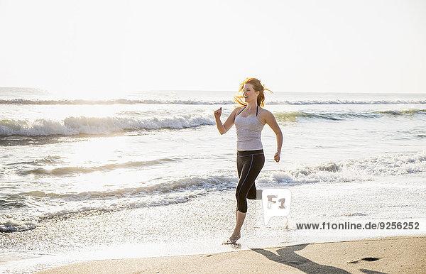 Frau Strand rennen