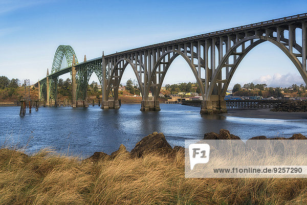 Brücke Ansicht Bucht