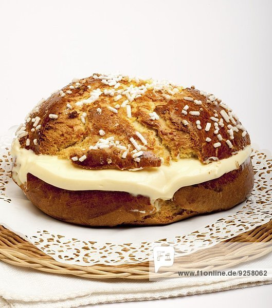 Tropezienne-Kuchen (Frankreich)