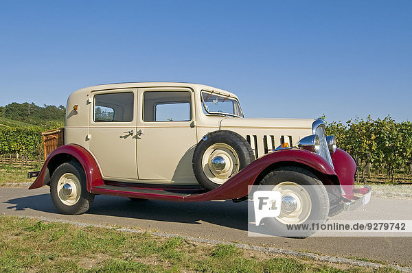 Citroën Rosalie 7UA  Baujahr 1935