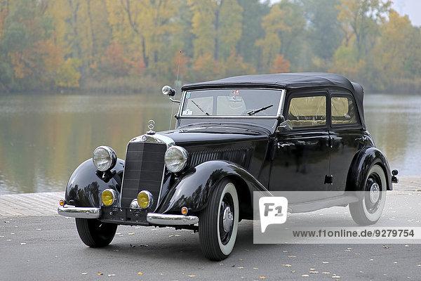 Oldtimer Mercedes-Benz 170D  Baujahr 1938