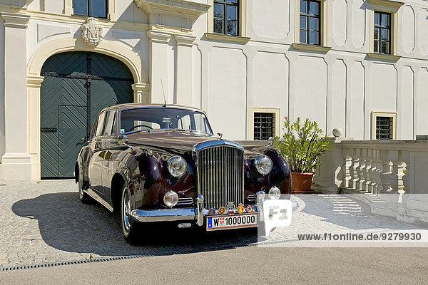 Bentley S1  built in 1957