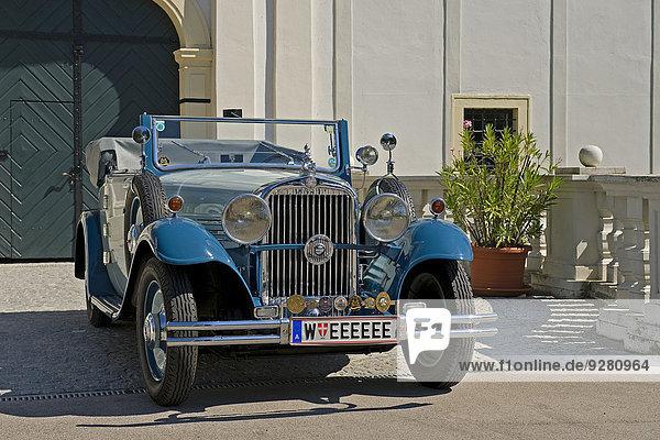 Steyr 30S cabriolet  Baujahr 1932