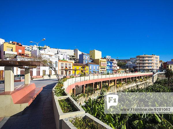 Kanaren Kanarische Inseln La Palma Spanien