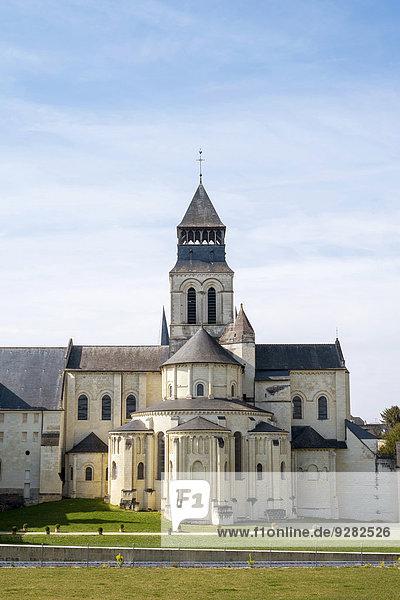 Abtei Fontevrault  Fontevraud l'Abbaye  Maine-et-Loire  Pays-de-la-Loire  Frankreich