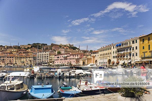 Festung Elba Italien