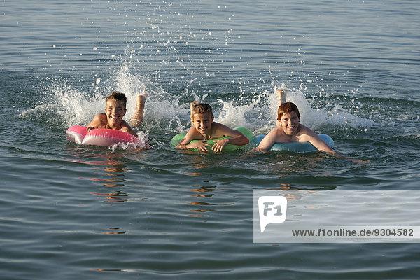 fließen Meer Reifen Autoreifen Adriatisches Meer Adria