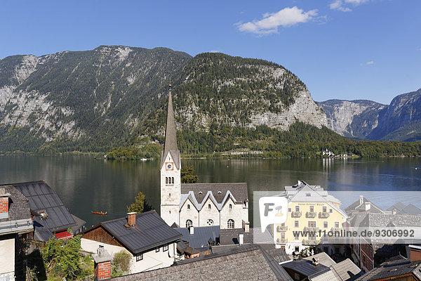 UNESCO-Welterbe Österreich Hallstatt Salzkammergut Oberösterreich