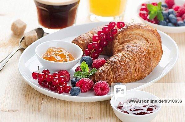 Kaffee Croissant Frühstück Kaffee,Croissant,Frühstück