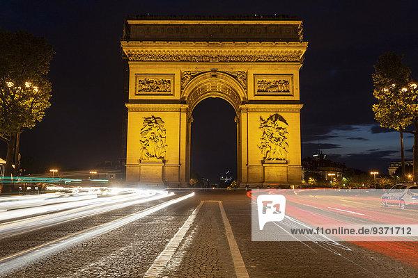Paris Hauptstadt Platz