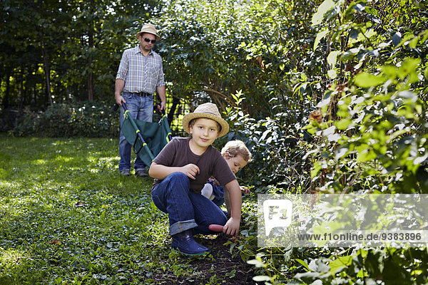 arbeiten Garten