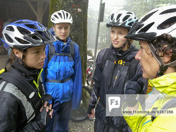 Mountainbikefahrer