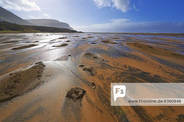 Europa Gebäude Reise Urlaub Meer Sand Australien Island
