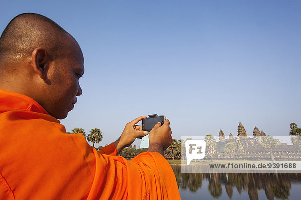 Architektur Religion Fotograf Fotografie fünfstöckig Buddhismus UNESCO-Welterbe Mönch Tempel