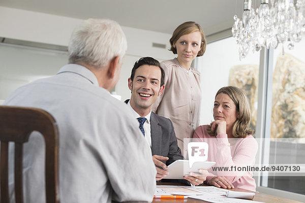 Interior zu Hause sprechen Rat