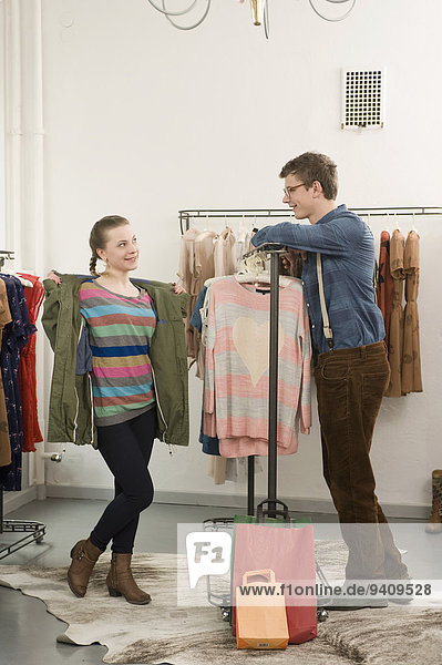 kaufen Laden jung Mode