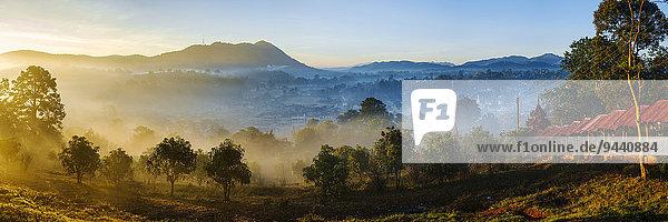 Kalaw  Myanmar  Asien