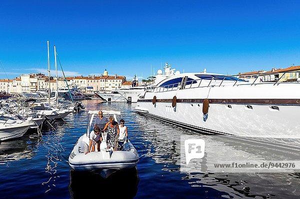 Frankreich Europa Saint Tropez Var