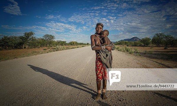 Frau Namibia