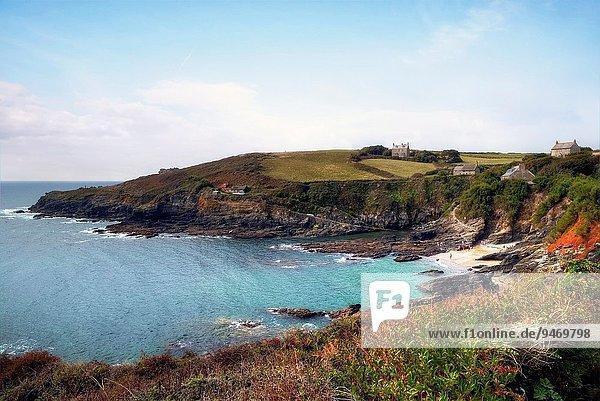 Großbritannien Cornwall England