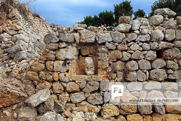 Menorca Balearen Balearische Inseln prähistorisch Spanien