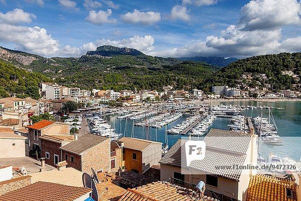 Port de Sóller  Mallorca - Spain.