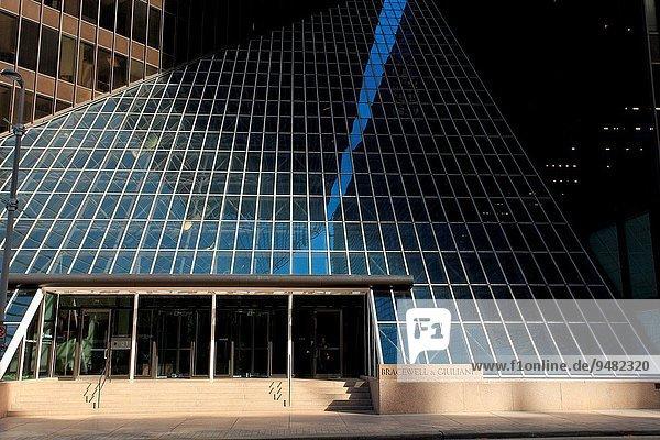 Gebäude Wahrzeichen Design Entdeckung bauen Texas 2 Innenstadt Houston