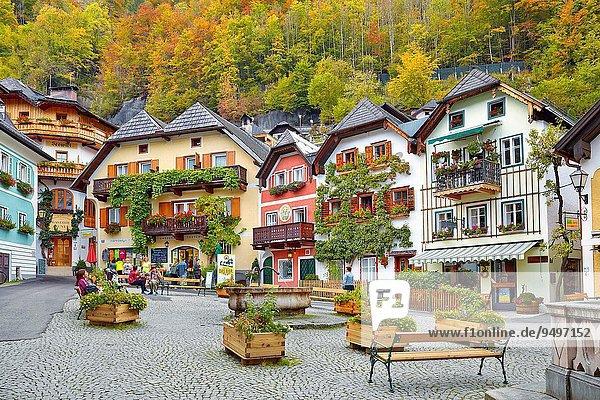 Österreich Hallstatt