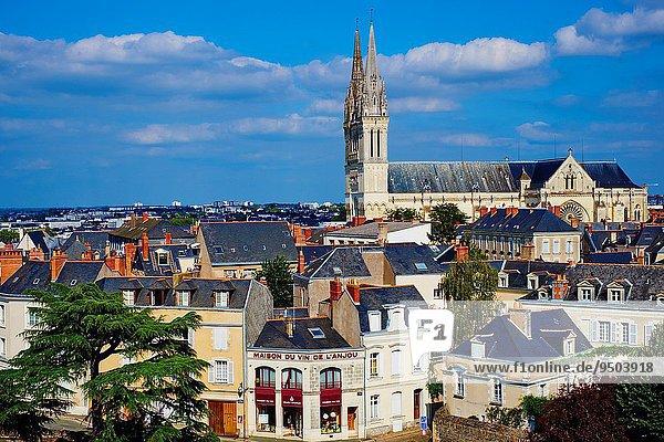 Frankreich Großstadt Kathedrale