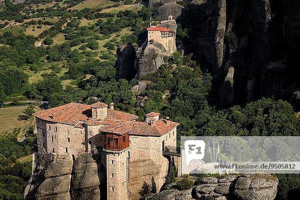 Heiligtum Griechenland schreiben UNESCO-Welterbe Kloster russisch orthodox russisch-orthodox Mittelgriechenland griechisch