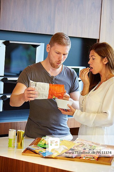 Lebensmittel Küche Verpackung